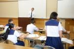 平成29年度体験入学<那珂川中学校>【62】