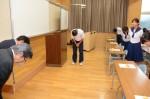 平成29年度体験入学<那珂川中学校>【65】