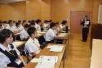 平成29年度体験入学<筑山中学校・筑紫丘中学校>【2】