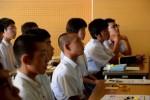 平成29年度体験入学<筑山中学校・筑紫丘中学校>【10】