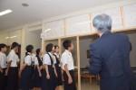 平成29年度体験入学<筑山中学校・筑紫丘中学校>【12】