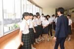 平成29年度体験入学<筑山中学校・筑紫丘中学校>【13】