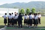 平成29年度体験入学<筑山中学校・筑紫丘中学校>【15】