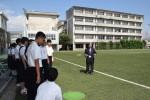 平成29年度体験入学<筑山中学校・筑紫丘中学校>【16】