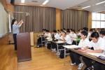 平成29年度体験入学<筑山中学校・筑紫丘中学校>【18】