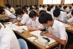 平成29年度体験入学<筑山中学校・筑紫丘中学校>【20】
