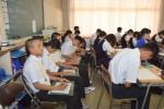 平成29年度体験入学<筑山中学校・筑紫丘中学校>【31】