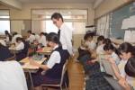 平成29年度体験入学<筑山中学校・筑紫丘中学校>【33】