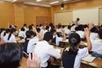 平成29年度体験入学<筑山中学校・筑紫丘中学校>【43】
