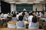 平成29年度体験入学<太宰府西中学校>【2】