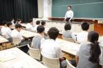 平成29年度体験入学<太宰府西中学校>【4】