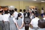 平成29年度体験入学<太宰府西中学校>【15】