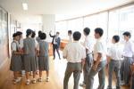 平成29年度体験入学<太宰府西中学校>【18】