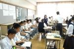 平成29年度体験入学<太宰府西中学校>【20】