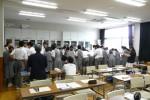 平成29年度体験入学<太宰府西中学校>【25】