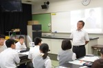 平成29年度体験入学<太宰府西中学校>【32】