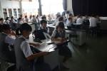 平成29年度体験入学<太宰府西中学校>【34】