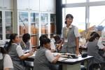 平成29年度体験入学<太宰府西中学校>【43】