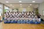 平成29年度体験入学<太宰府西中学校>【45】