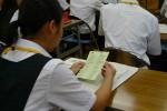 平成29年度体験入学<三宅中学校>【3】