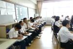 平成29年度体験入学<三宅中学校>【11】