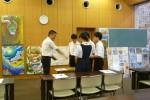平成29年度体験入学<三宅中学校>【16】