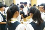 平成29年度体験入学<三宅中学校>【20】