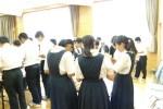 平成29年度体験入学<三宅中学校>【24】