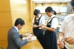 平成29年度体験入学<三宅中学校>【25】