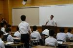 平成29年度体験入学<三宅中学校>【32】