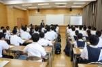 平成29年度体験入学<曰佐中学校・板付中学校・学業院中学校>【2】