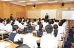 平成29年度体験入学<曰佐中学校・板付中学校・学業院中学校>【6】