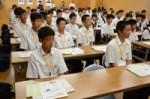 平成29年度体験入学<曰佐中学校・板付中学校・学業院中学校>【10】