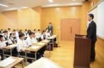 平成29年度体験入学<曰佐中学校・板付中学校・学業院中学校>【11】