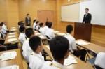 平成29年度体験入学<曰佐中学校・板付中学校・学業院中学校>【12】