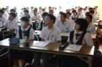 平成29年度体験入学<曰佐中学校・板付中学校・学業院中学校>【15】