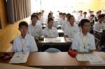 平成29年度体験入学<曰佐中学校・板付中学校・学業院中学校>【17】