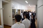 平成29年度体験入学<曰佐中学校・板付中学校・学業院中学校>【20】