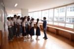 平成29年度体験入学<曰佐中学校・板付中学校・学業院中学校>【21】