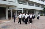 平成29年度体験入学<曰佐中学校・板付中学校・学業院中学校>【22】