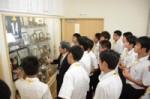 平成29年度体験入学<曰佐中学校・板付中学校・学業院中学校>【23】