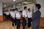 平成29年度体験入学<曰佐中学校・板付中学校・学業院中学校>【25】