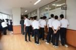 平成29年度体験入学<曰佐中学校・板付中学校・学業院中学校>【27】