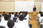 平成29年度体験入学<曰佐中学校・板付中学校・学業院中学校>【28】