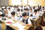 平成29年度体験入学<曰佐中学校・板付中学校・学業院中学校>【31】
