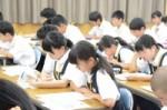 平成29年度体験入学<曰佐中学校・板付中学校・学業院中学校>【32】