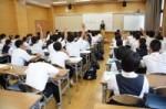 平成29年度体験入学<曰佐中学校・板付中学校・学業院中学校>【37】