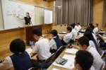 平成29年度体験入学<曰佐中学校・板付中学校・学業院中学校>【38】