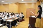 平成29年度体験入学<曰佐中学校・板付中学校・学業院中学校>【39】
