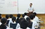 平成29年度体験入学<曰佐中学校・板付中学校・学業院中学校>【40】